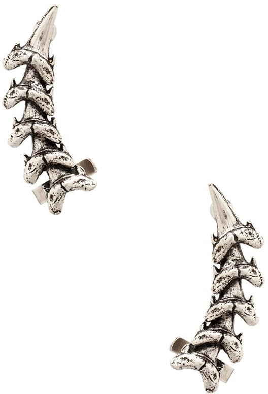 Luv AJ Shark Tooth Ear Cuff ($55)