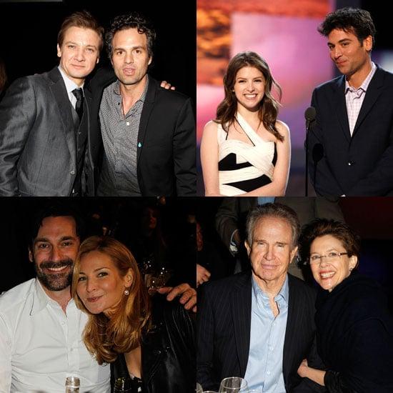 James Franco, Natalie Portman, Nicole Kidman and More Stars at the 2011 Independent Spirit Awards Show