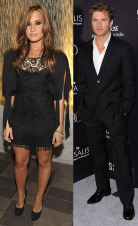 Ryan Phillippe and Demi Lovato Dating Rumors