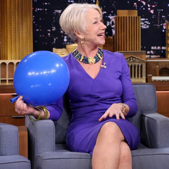 Helen Mirren's Interview on Helium | Video