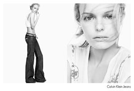 Fab Flash: Kate Bosworth Fronting Calvin Klein Jeans