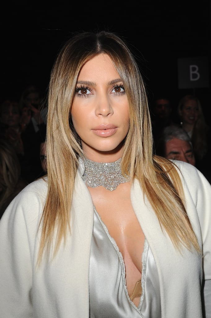 Kim Kardashian at Stéphane Rolland