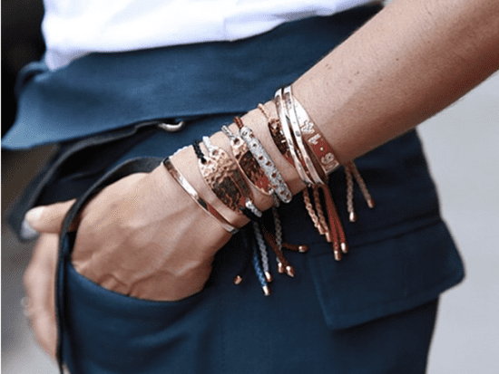 Buy Or DIY These Modern Takes On The Friendship Bracelet