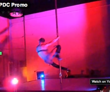 Get Ready For the First California Pole-Dance Championship