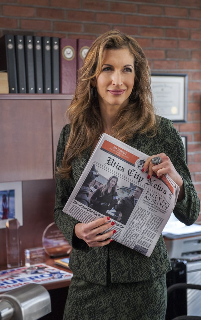 Alysia Reiner as Natalie Figueroa