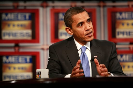 Barack Obama's Interview on Meet the Press
