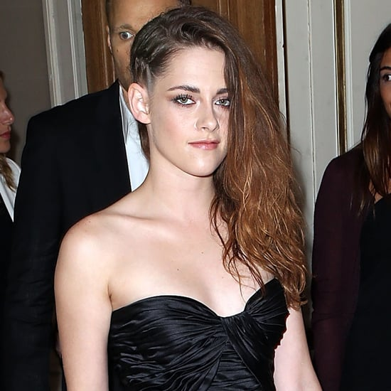 Kristen Stewart on Working With Nicholas Hoult | Video