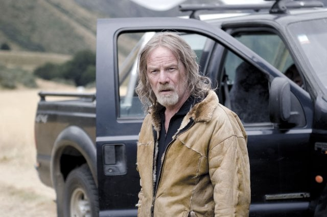 Peter Mullan Though British actor Mullan has been acting for over 20 years, his Top of the Lake nod is his first Emmy nomination.  Source: Sundance Channel