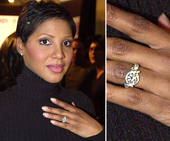 Toni Braxton The Very Best Celebrity Engagement Rings