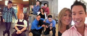 Surprise – These HGTV Hosts Are Friends in Real Life!