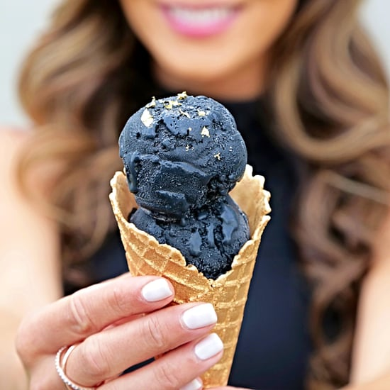 Black Ice Cream | Food Video