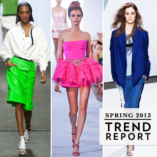Our Ultimate Color Trend Breakdown — Spring Is Brighter Than Ever