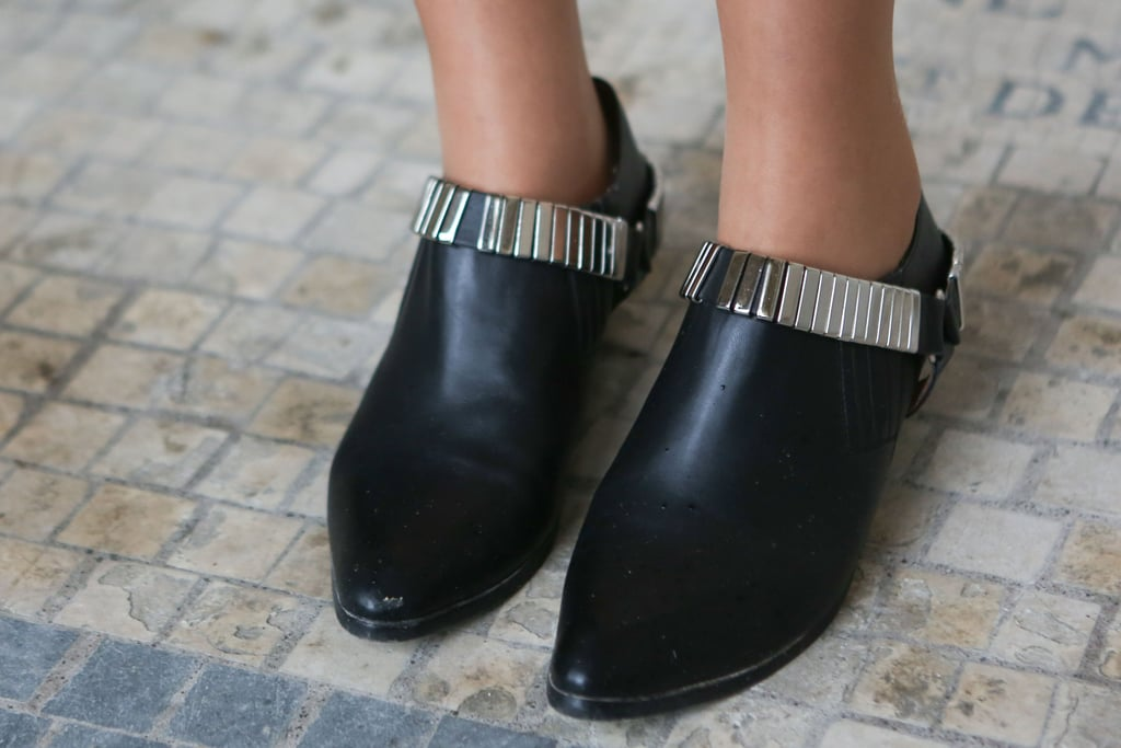 Urban cowgirl, in a shoe.
