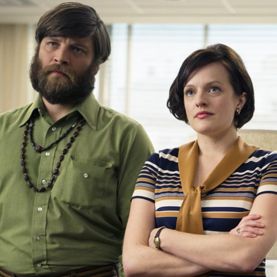 History of Peggy and Stan on Mad Men
