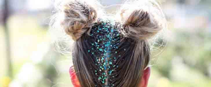 Glitter Roots Is Officially the Hottest Trend of Festival Season