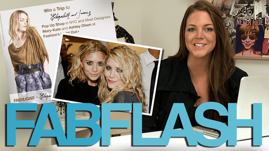 Elizabeth and James Giveaway: Win A Chance to Meet Mary-Kate and Ashley Olsen