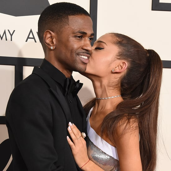Ariana Grande and Big Sean at the Grammys 2015 | Pictures