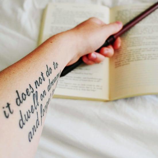 Harry Potter Tattoo Ideas