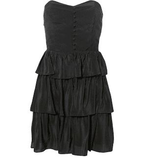 Silk Corset Dress $100 @ Topshop