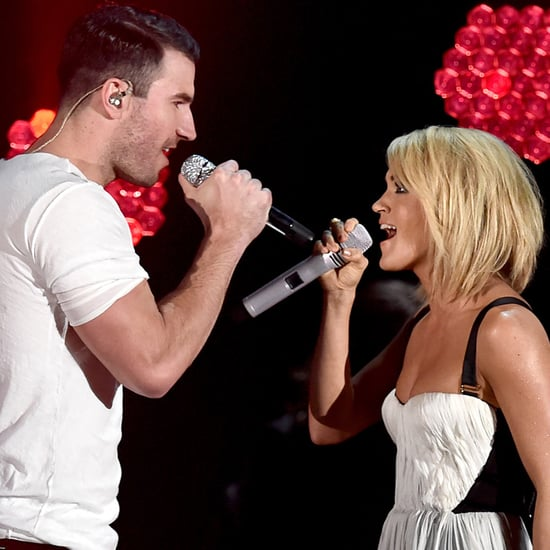 Carrie Underwood and Sam Hunt's Grammys Performance 2016