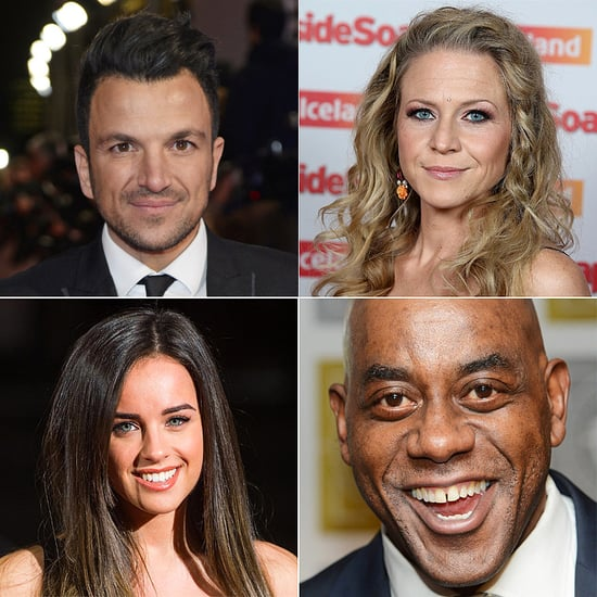 Strictly Come Dancing 2015 Celebrity Lineup News
