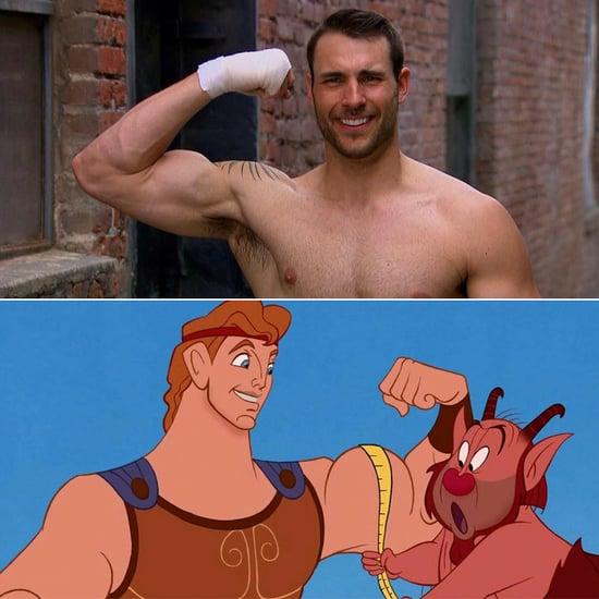 The Bachelorette 2015 Contestants as Disney Princes