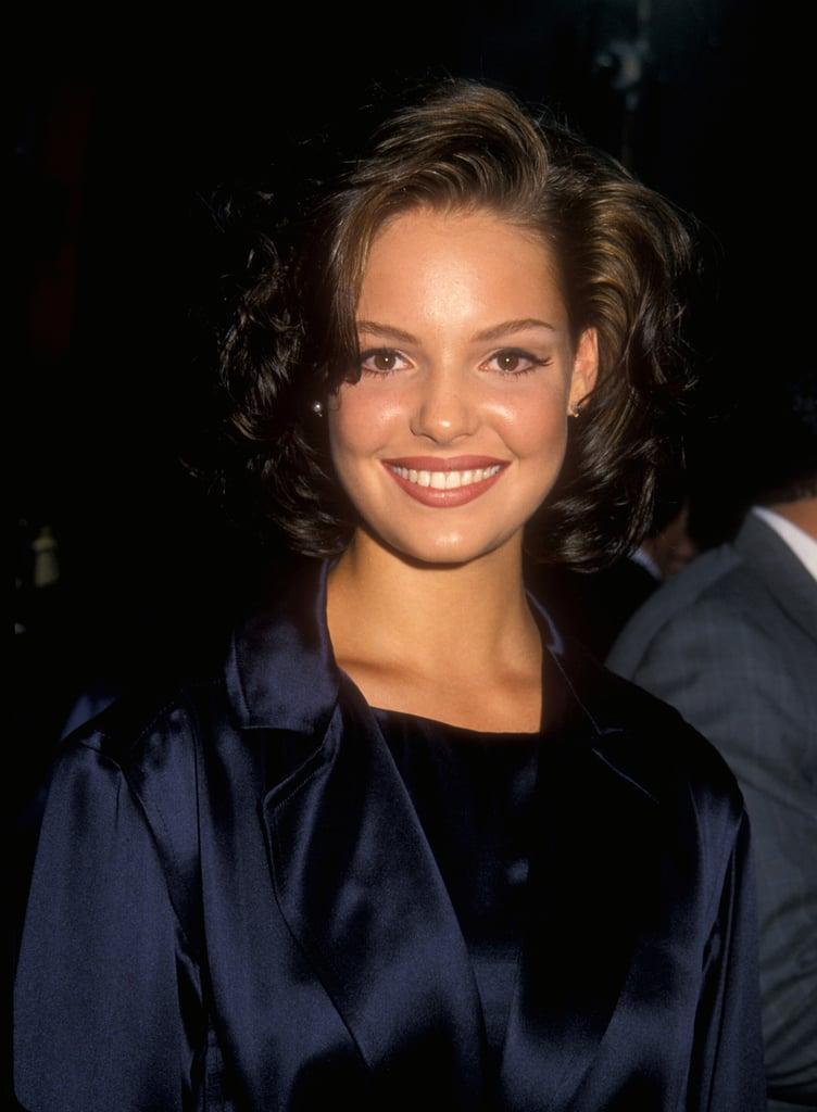 Katherine Heigl, 1995