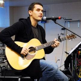 John Mayer Variety Show Coming to CBS