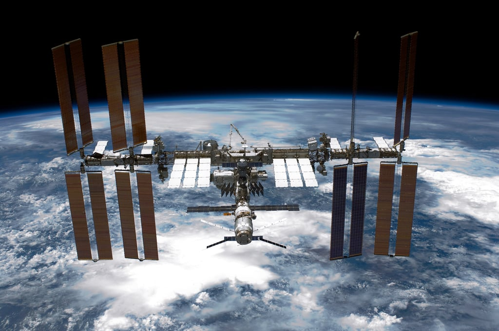 ISS to Crash Land Into Pacific After 2020 Retirement