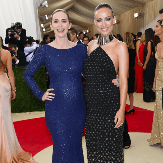 Pregnant Stars at the Met Gala 2016