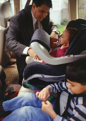 Mommy Dearest: Can't Get My Child in Her Carseat