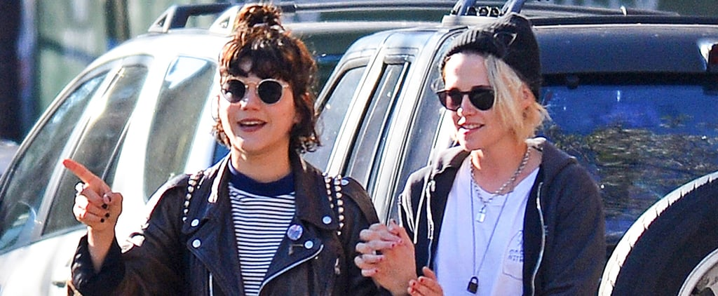 Kristen Stewart and Soko Hold Hands in NYC, Further Solidify Their Cool-Couple Status