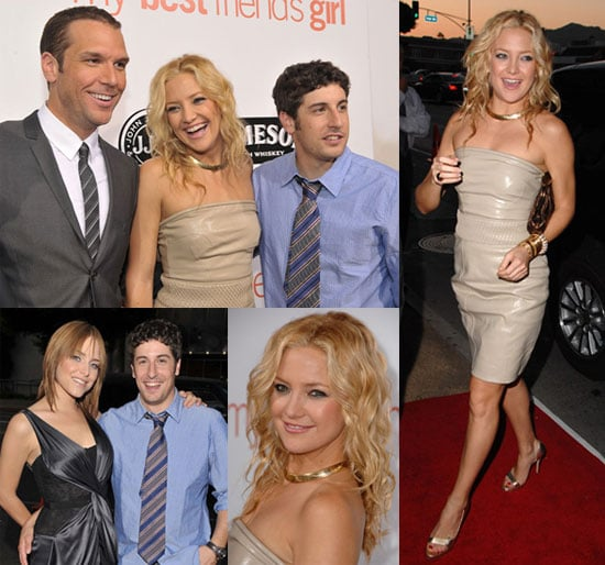 Red Carpet Photos of Kate Hudson, Dane Cook, Jason Biggs At My Best Friend's Girl Premiere in LA