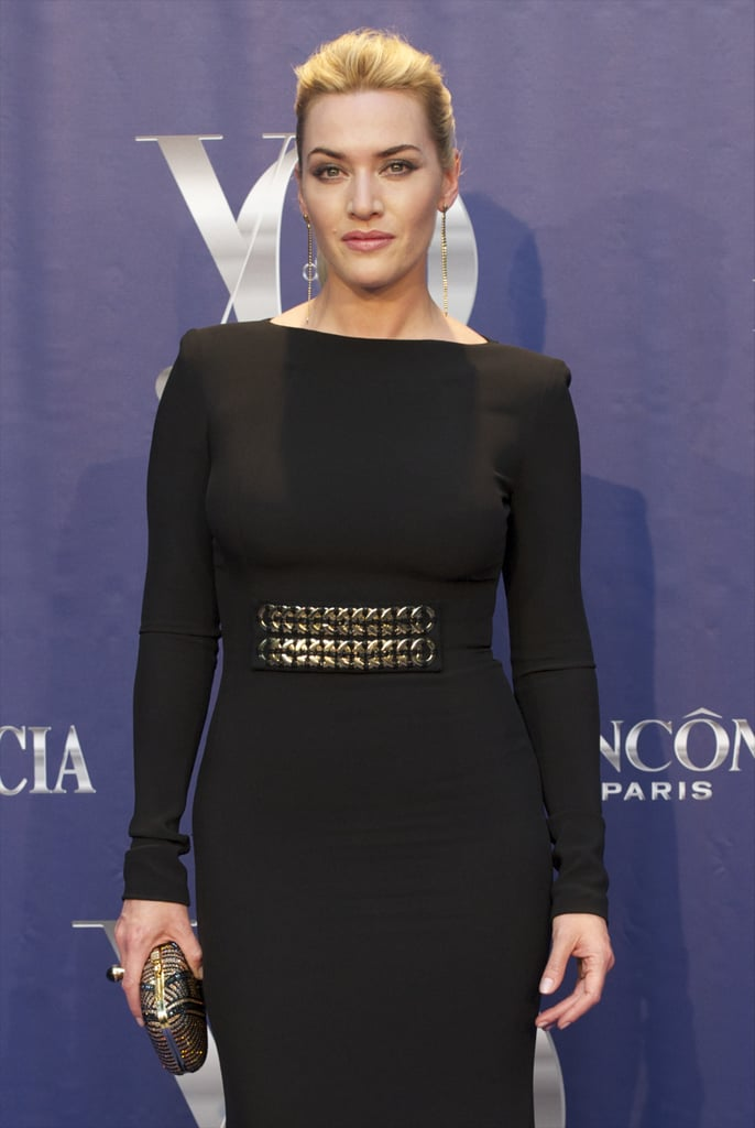 Kate Winslet wore Victoria Beckham to the Yo Dona Awards in Madrid.
