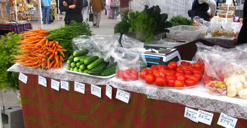 Make Something Fresh From the Farmers Market
