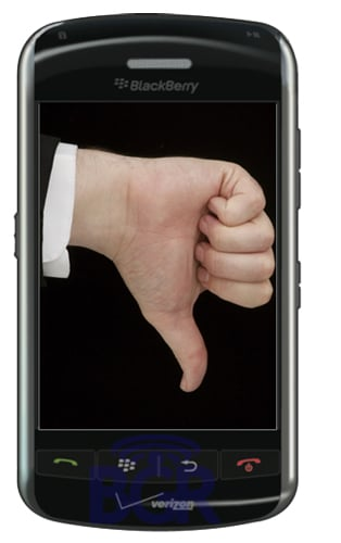 Daily Tech: BlackBerry Thunder Not Quite Ready For Its Debut