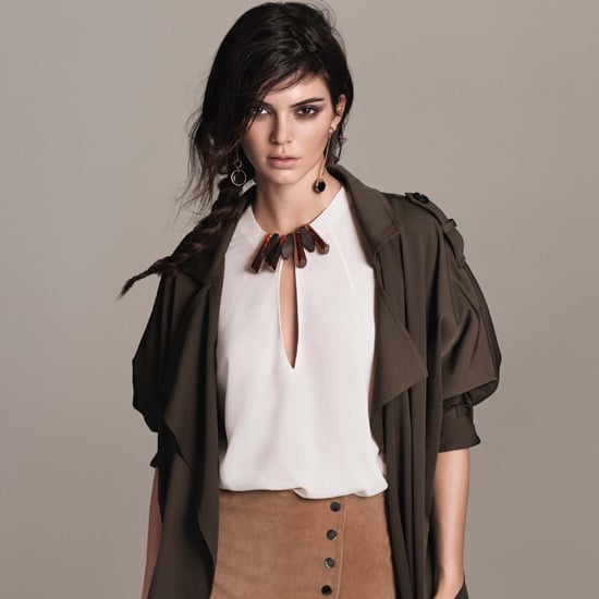 Kendall Jenner Mango Campaign 2016