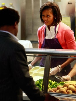 Advocates Want Obamas to Release Daily Diet Reports