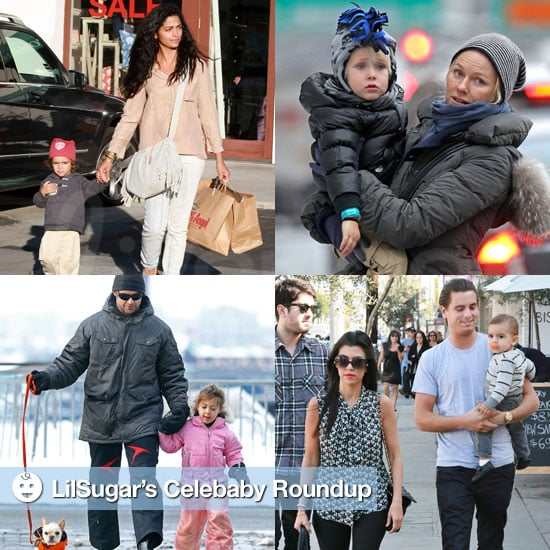 Pictures of Celebrity Babies 2011-02-01 16:20:00