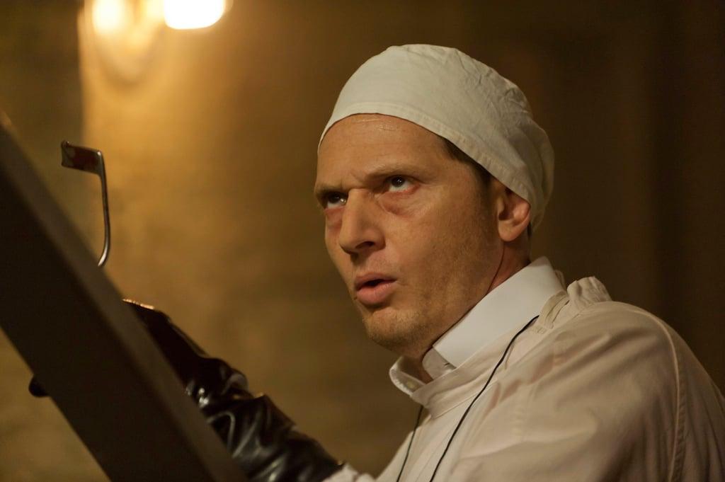 Matt Ross as Charles Montgomery in Hotel