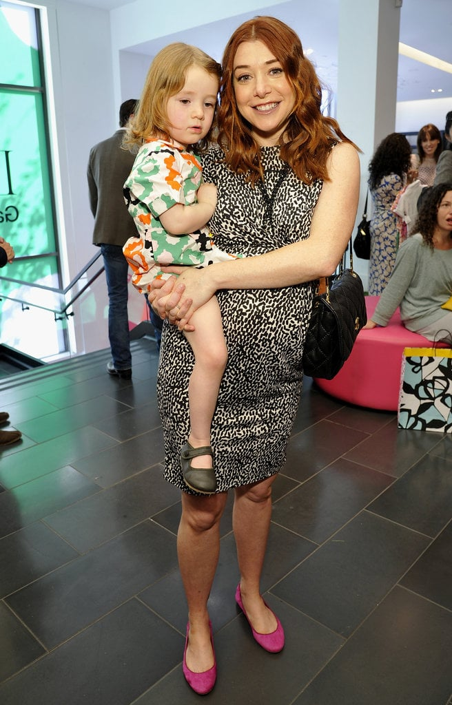 Alyson Hannigan's Fun Prints