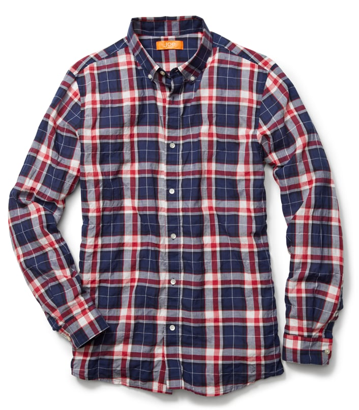 This isn't just any plaid top — the material in this Joe Fresh Madras Shirt ($29) is so light and airy that it's sure to keep you cool on even the balmiest day. — Justin Fenner