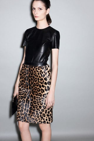 """Phoebe Philo Devises Statement Coats and a """"Modern Urban Camouflage"""" For Celine Pre-Fall 2011"""
