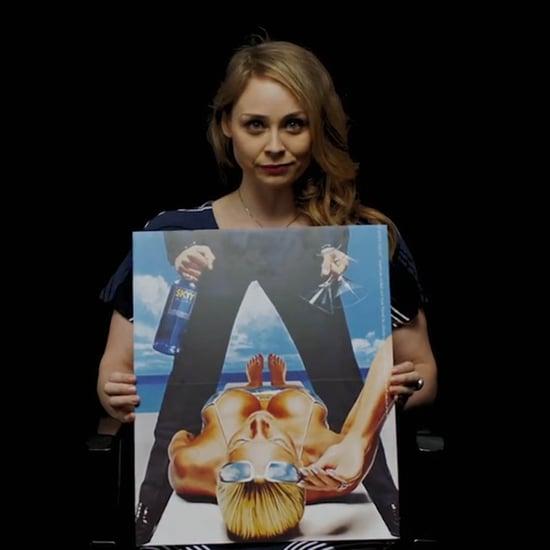 PSA About Ads Objectifying Women
