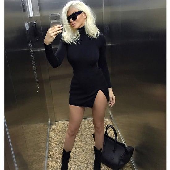 Kim Kardashian Looks Like Serbian Singer Jelena Karleusha