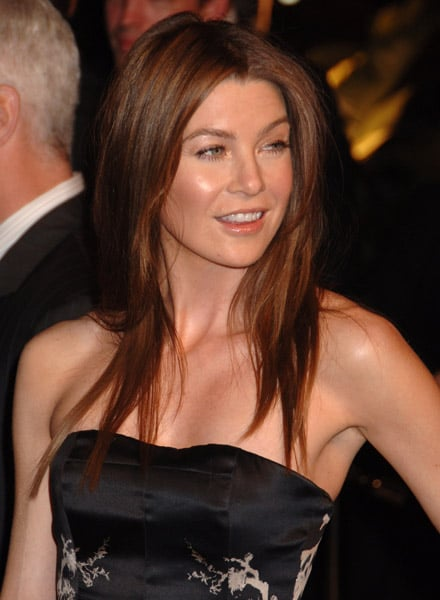 Oscars Hair Trend: Long Straight Hair