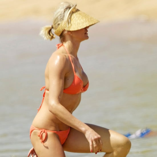 Cameron Diaz Bikini Pictures in Hawaii on Easter