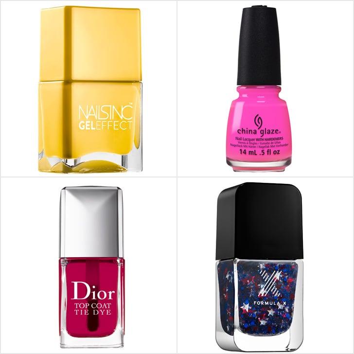 Summer Nail Polish Trends 2015