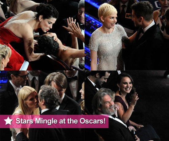 2011 Oscars Audience With Natalie Portman, Michelle Williams, Jake Gyllenhaal, Sandra Bullock and More