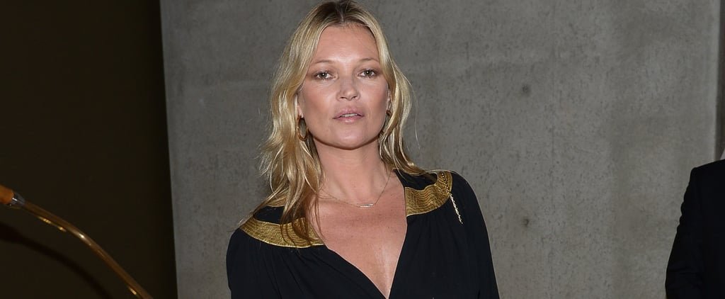 Kate Moss Might Just Make These Shoes as Iconic as She Is